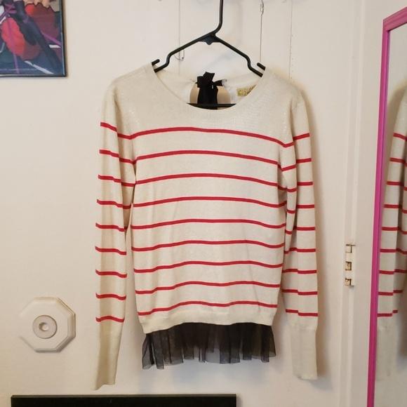 Vera Wang Princess Sweater